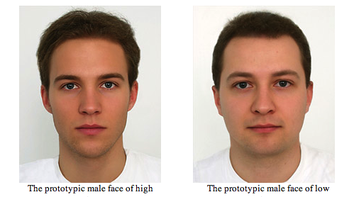 Characteristics of beautiful faces of women and men   Guys ...
