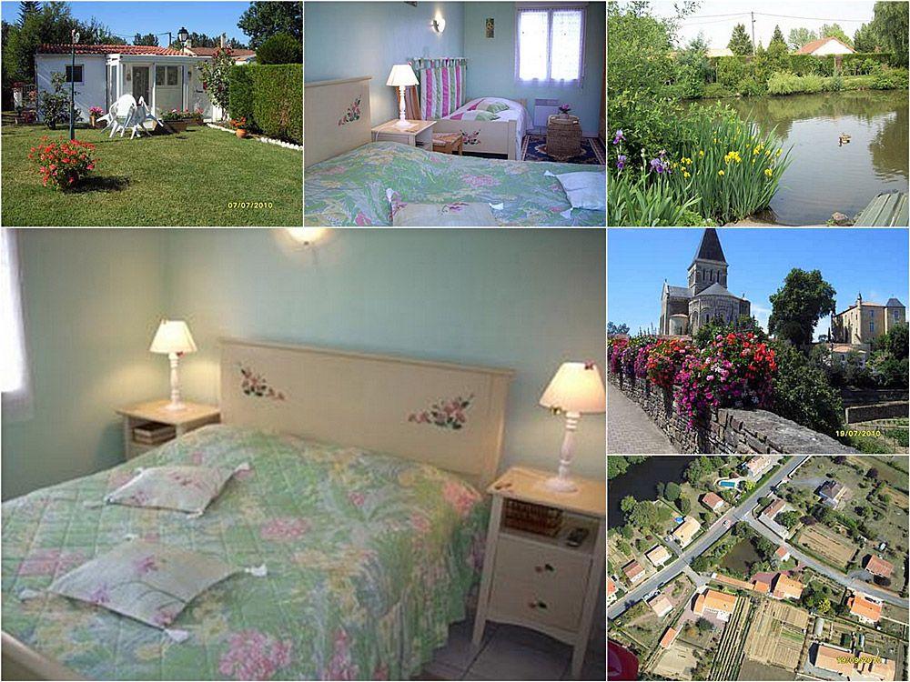 Lu0027ETANG Chambre du0027hôtes à MAREUIL SUR LAY DISSAIS en Vendée - 3 - chambres d hotes france site officiel