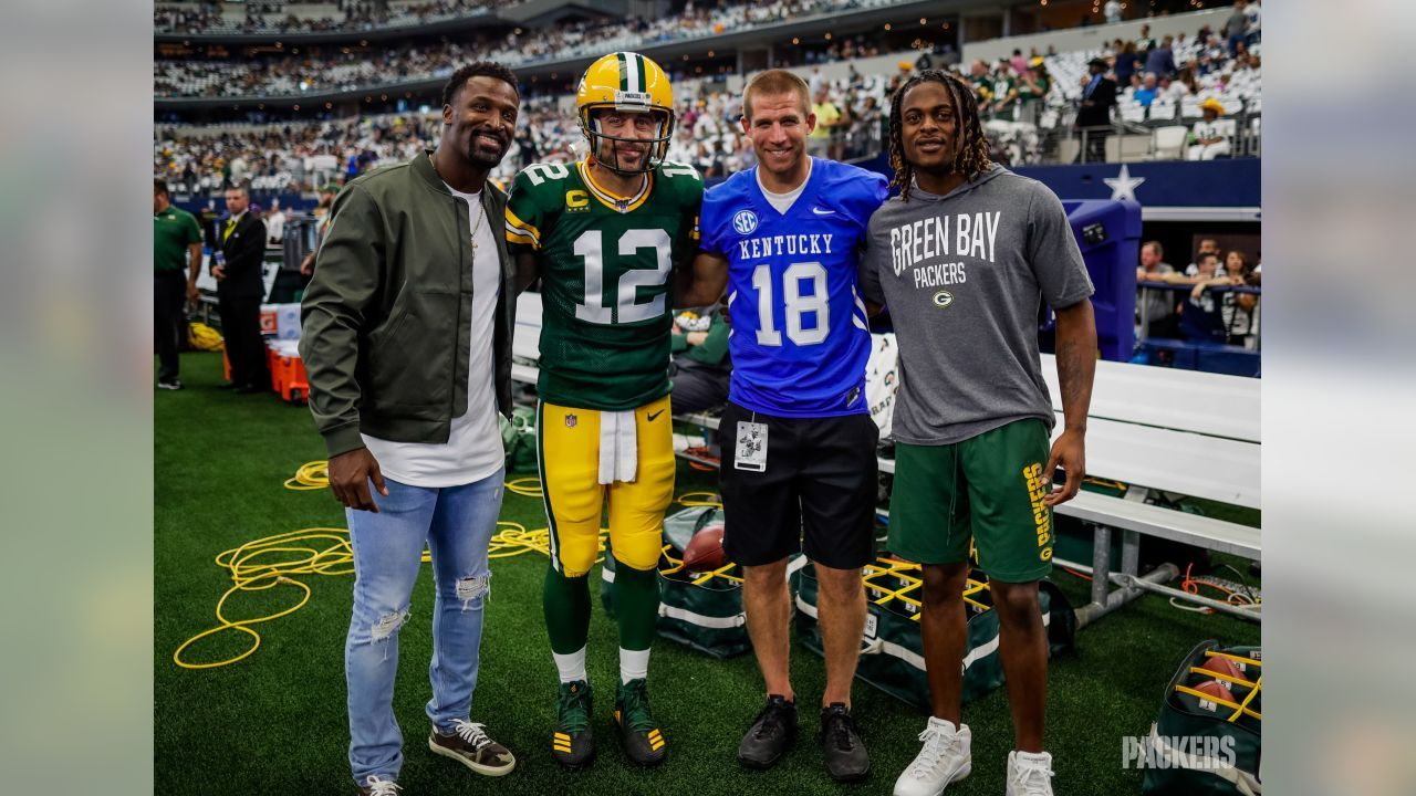 Pin By Ruth Ostaficiuk On Green Bay Packers Jordy Nelson James Jones Aaron Rodgers