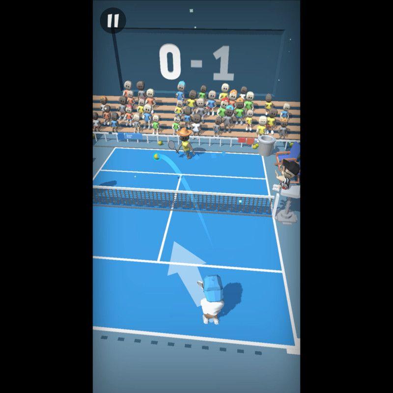 Tennis Mobile - full game Packs Unity Asset Store #Sponsored #, #AFFILIATE, #full#Mobile#Tennis#Packs