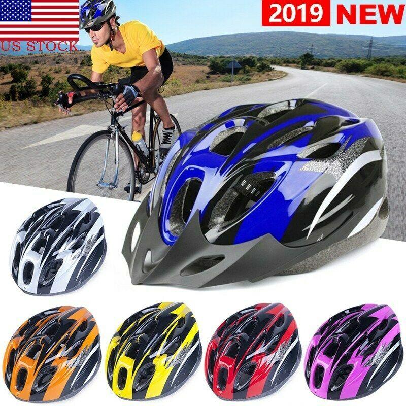 New Integrally Molded Helmet Mountain Bike Helmet Cycling Safety