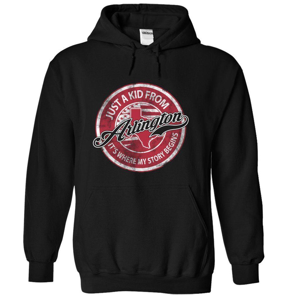 New Design - My Home Arlington - Texas - T-Shirt, Hoodie, Sweatshirt