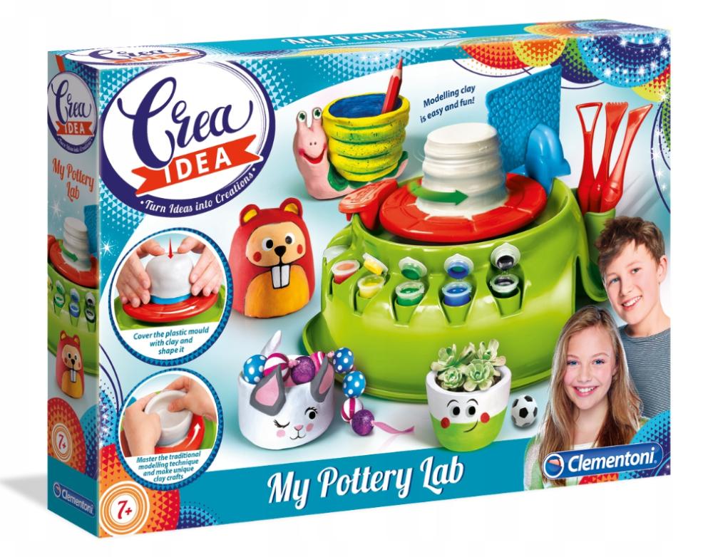 Zabawki Na Prezent Dla Dzieci W Wieku 7 9 Lat Ranking Zabawek Molding Clay Fun Pottery