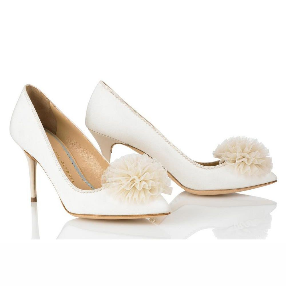 e8a8c0ee1ac0 20 of the most stylish shoes to wear on your wedding day