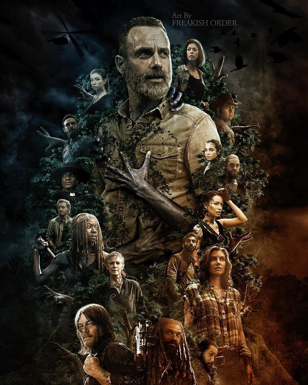 The Walking Dead Episodes Online Filmes De Herois Papel De