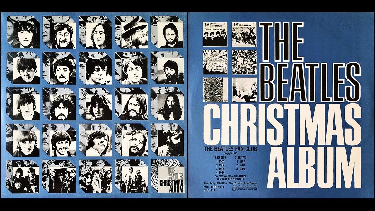 The Beatles Christmas Album.The Beatles Christmas Album The Beatles Beatles Fans Do