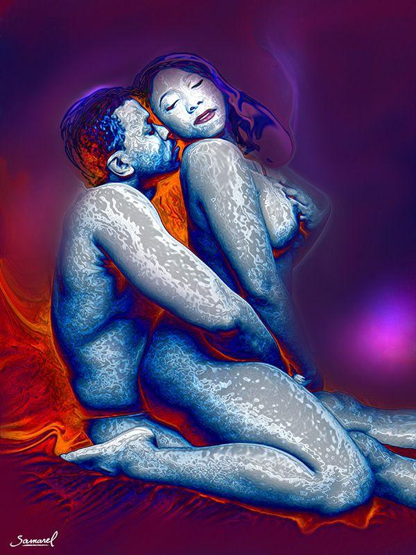 erotic art Black