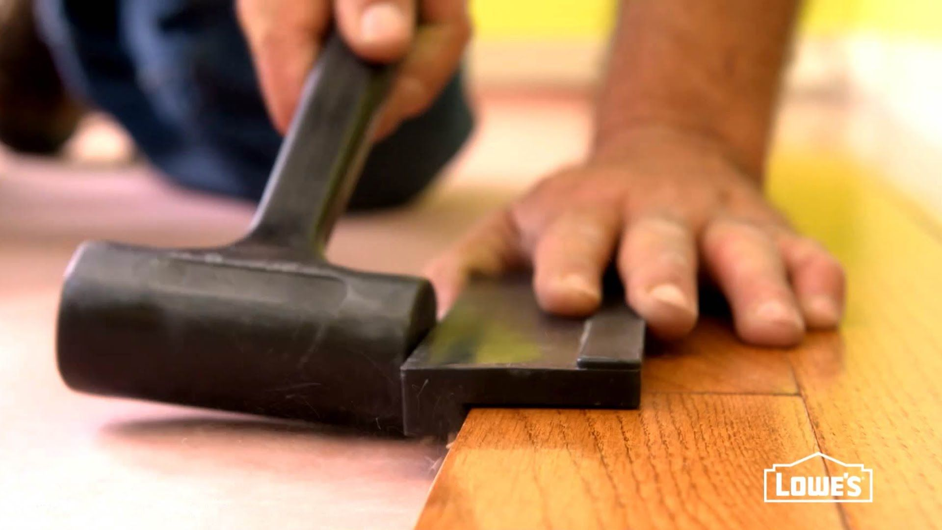Hardwood flooring installation is a big project but you can install hardwood flooring installation is a big project but you can install solid hardwood floors yourself to save money with this step by step video solutioingenieria Choice Image