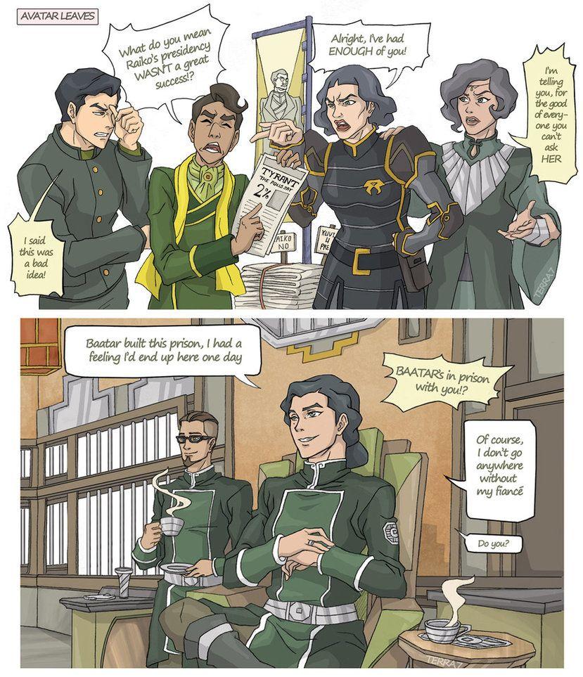 Avatar 2 Date: Book 5 By Terra7.deviantart.com On