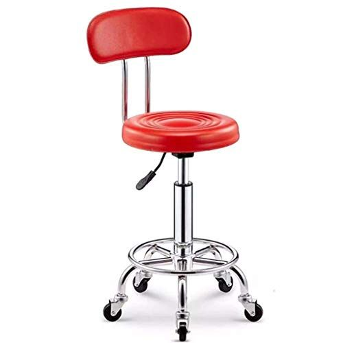 Surprising Wonlon Retro Bar Stool Rotable Backrest Dinning Chair Creativecarmelina Interior Chair Design Creativecarmelinacom