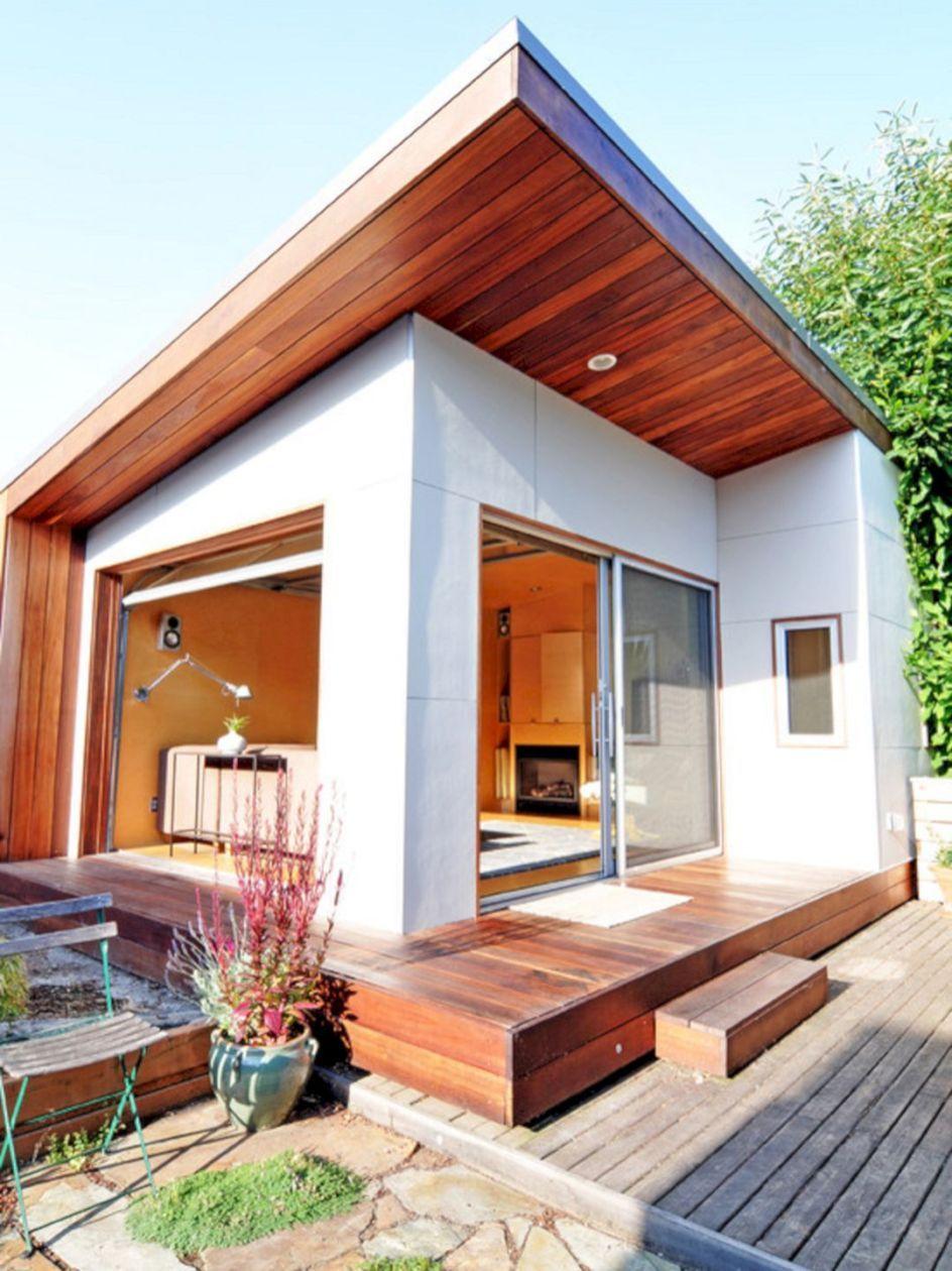 The Best Modern Tiny House Design Small Homes Inspirations No 24 Tiny House Exterior Tiny House Design Modern Tiny House