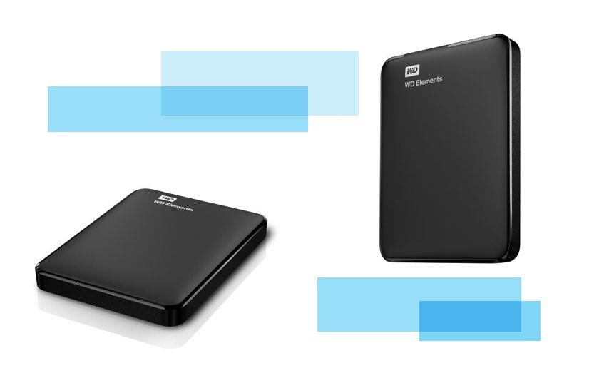 """Външен хард диск WD Elements Portable, 1TB, 2.5"""", USB 3.0, Черен. Безплатна доставка. Цена:104.99лв. ---> http://profitshare.bg/l/299583"""
