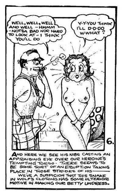 Betty sarja kuva porno