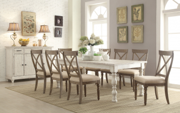 45++ Lakemont 7 piece dining set by bayside furnishings Best