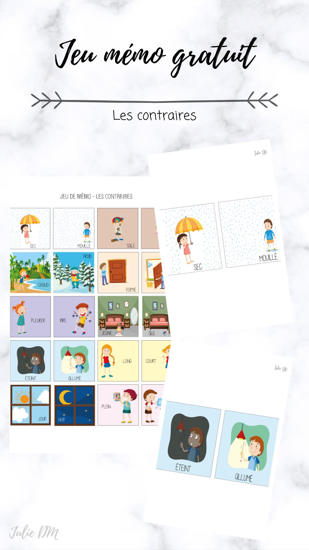 Épinglé sur Cahier d'activités & jeux à imprimer