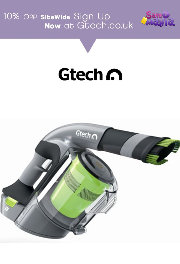 10% Off SiteWide Sign Up Now at Gtech.co.uk #VacuumCleaner #PowerSweeper #GardenTools Click here to get: http://goo.gl/Bc4Q87