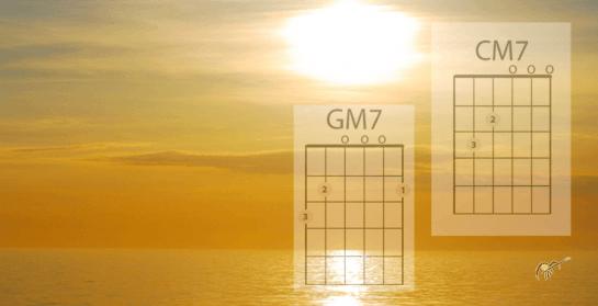 Chord Power G Major 7th And C Major 7th Major 7th Chord Vs 7th