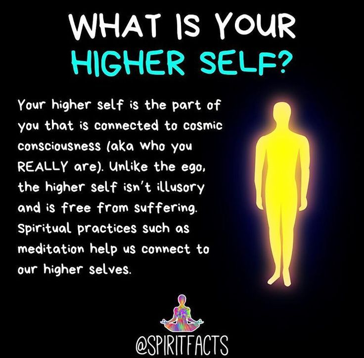 What is your higher self #Spiritual #Awakening #Signs, # ...