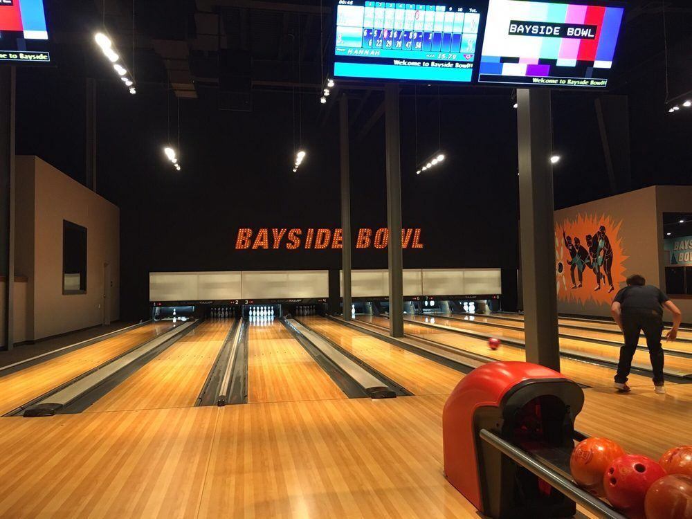 Photo Of Bayside Bowl Portland Me United States Nicest Cleanest Bowling Alley Bayside Photo Bowl