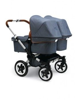 Bugaboo Donkey Weekender Twin Special Edition Kinderwagen Zwillinge Bugaboo Donkey Zwillingskinderwagen