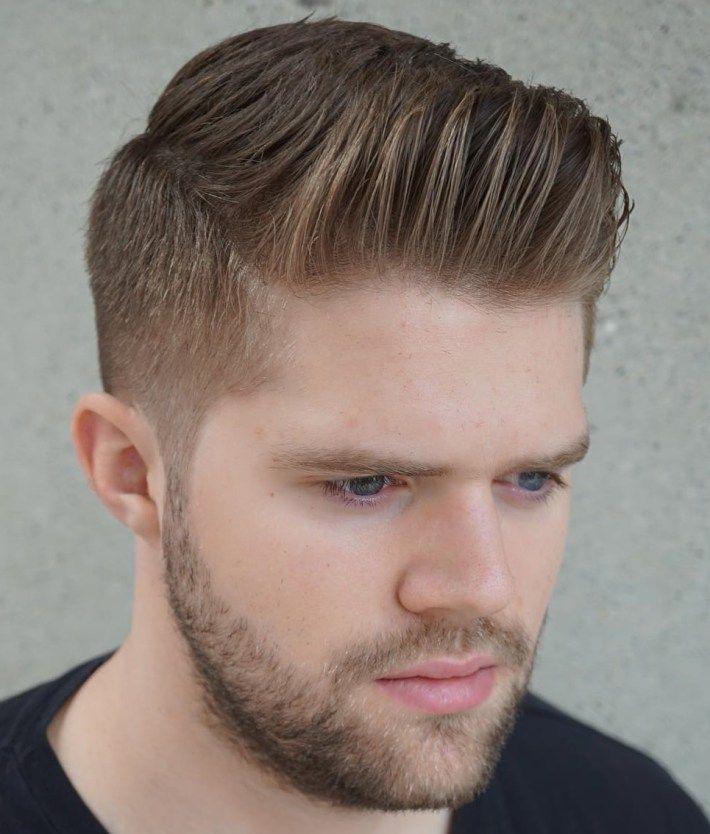 Pompadour Hairstyles Entrancing Pompadour Hairstyle For Men  Klasik  Pinterest  Pompadour