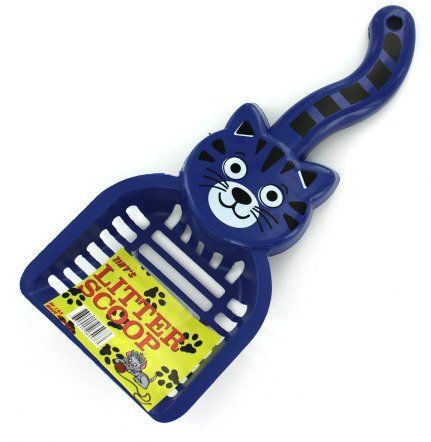 CatShaped Litter Scooper Pack Of 24 ** Click image for more details.