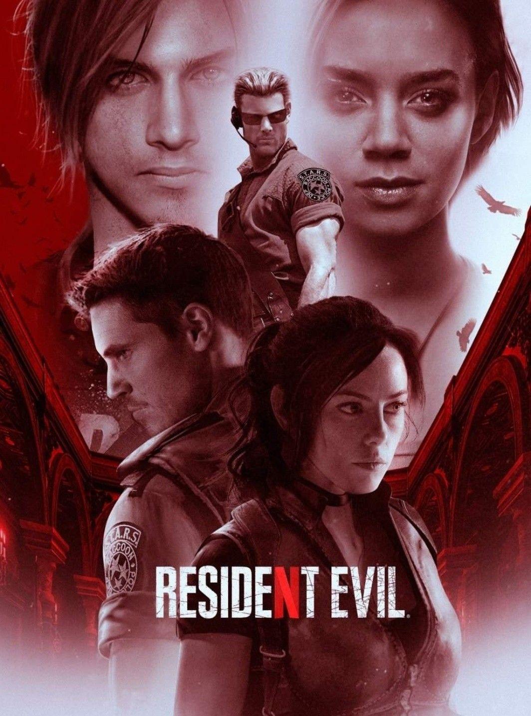 Resident Evil The Tv Series Casting Has Already Begun Netflix Residentevil Netflix Videogames Gam Resident Evil Girl Resident Evil Resident Evil Movie