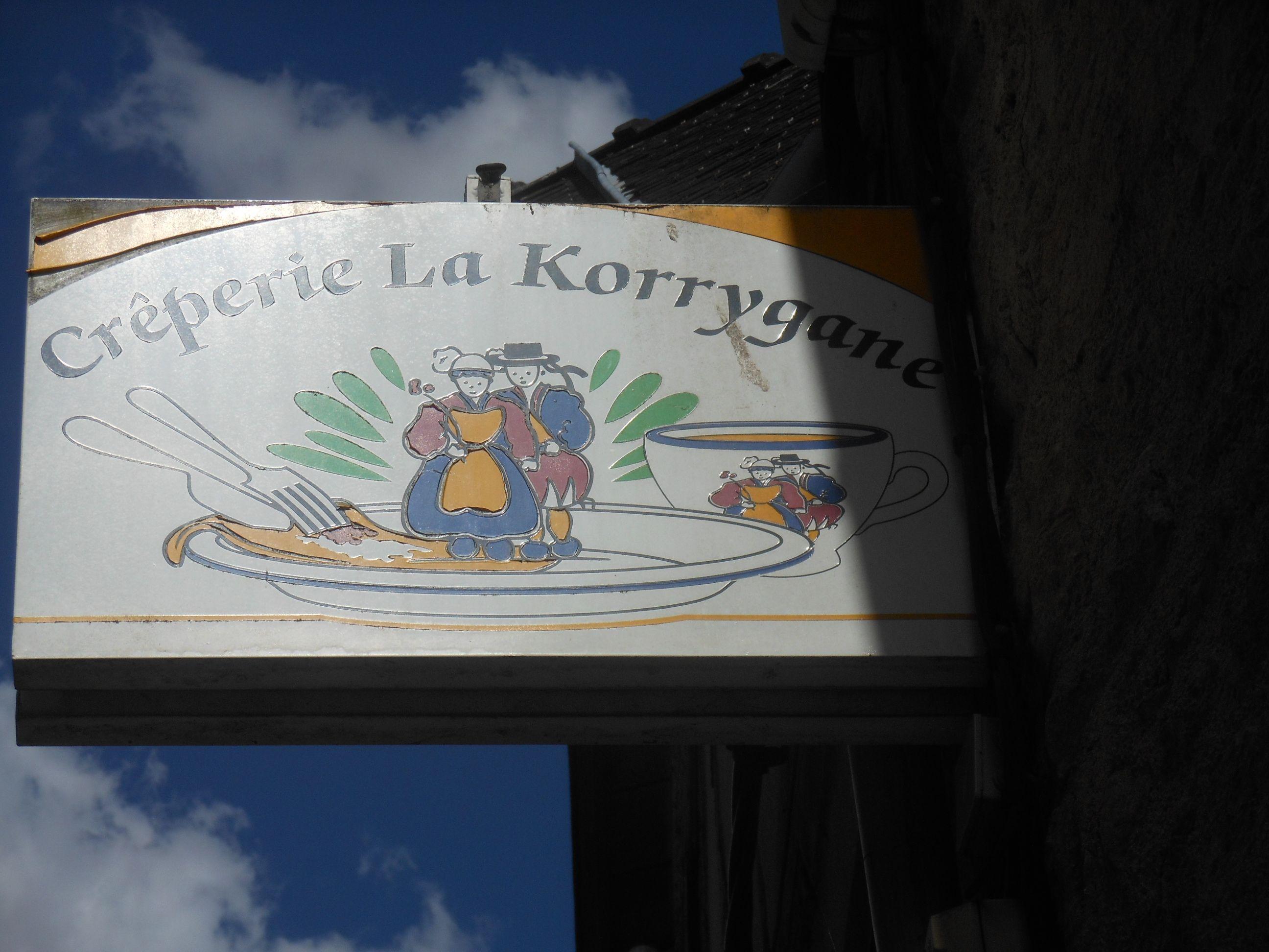 Crêperie Auray Morbihan