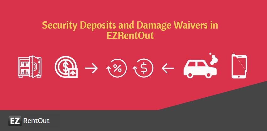 Security Deposits And Equipment Rental Software Source Https Blog Ezrentout Com Default Line Items Security Deposits Security Management Rental