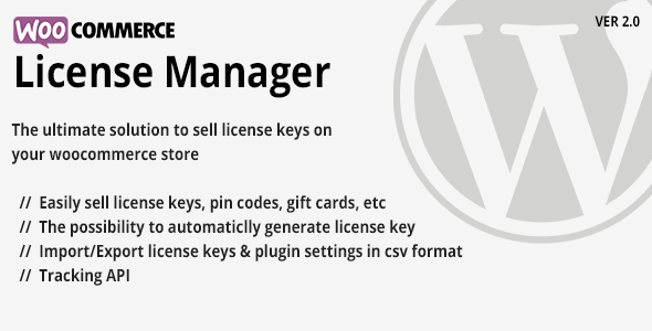 WooCommerce License Manager | web banners | Wordpress plugins, Web