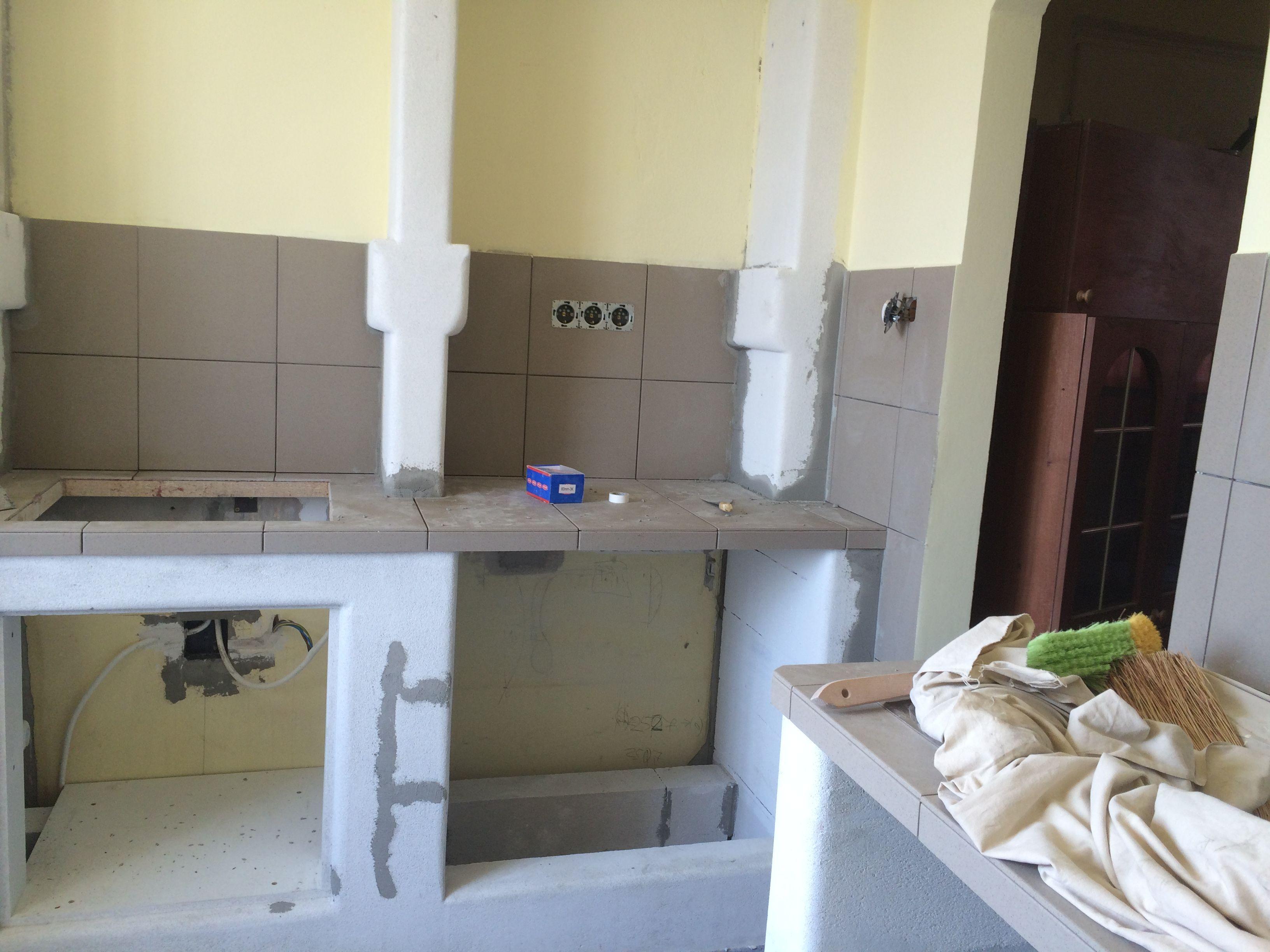 pin von si s auf kitchen pinterest ytong ferienwohnung und k che. Black Bedroom Furniture Sets. Home Design Ideas