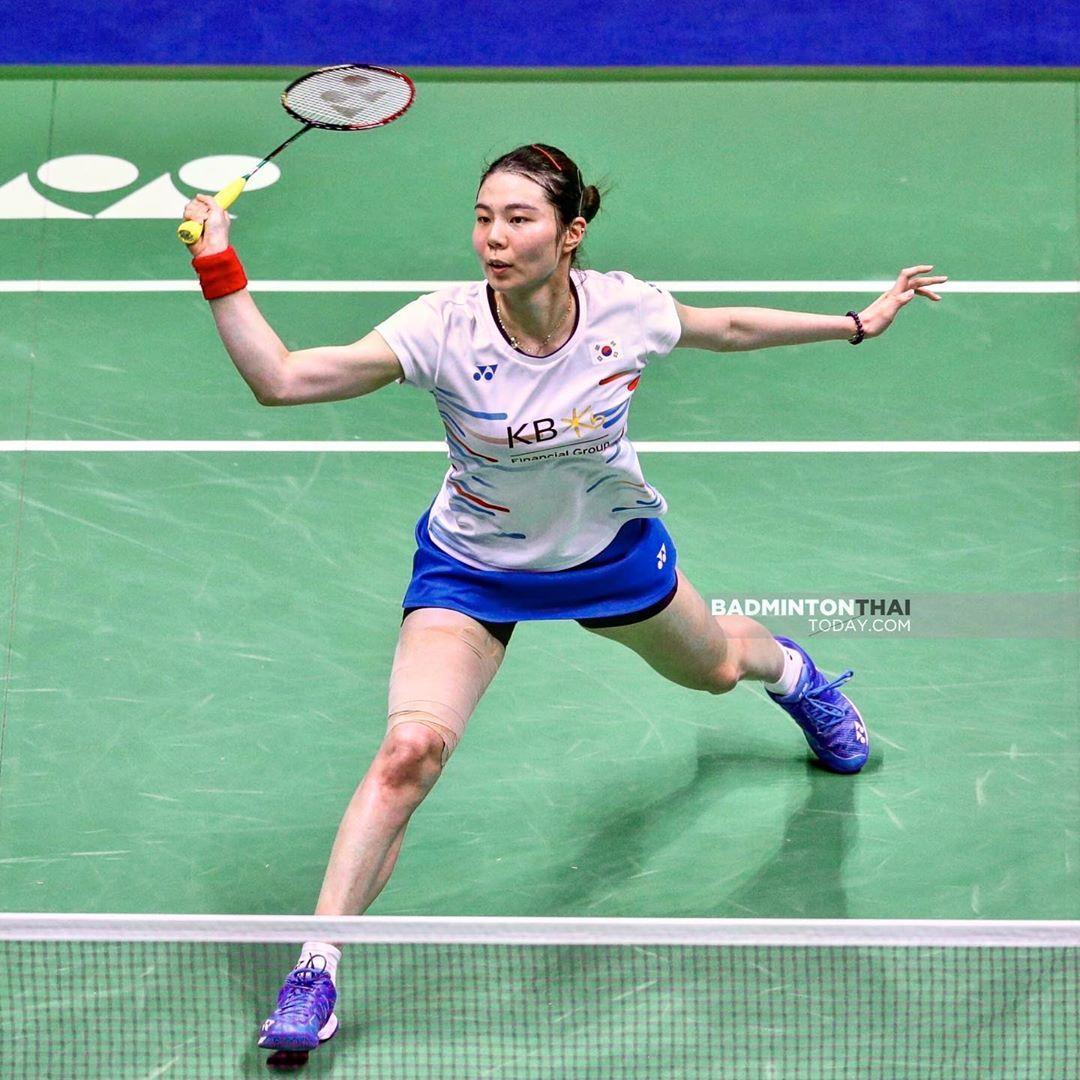 좋아요 790개 댓글 1개 instagram의 jane piyatat janegranular 님 wish you a very happy birthday kim so yeong 8 0 7 3 badminton bwf badmintonkorea