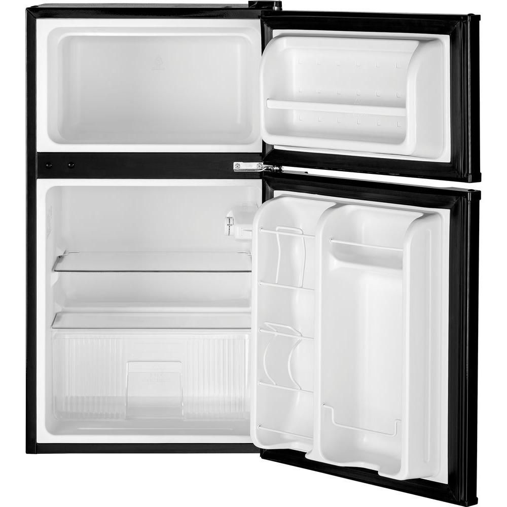 Ge Black Double Door Fridge Httpcommedesgarconsmademoiselle