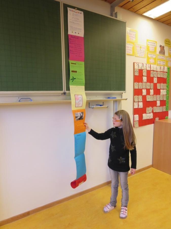 Grundschule Chamerau - Leserollen der Klasse 3 ...