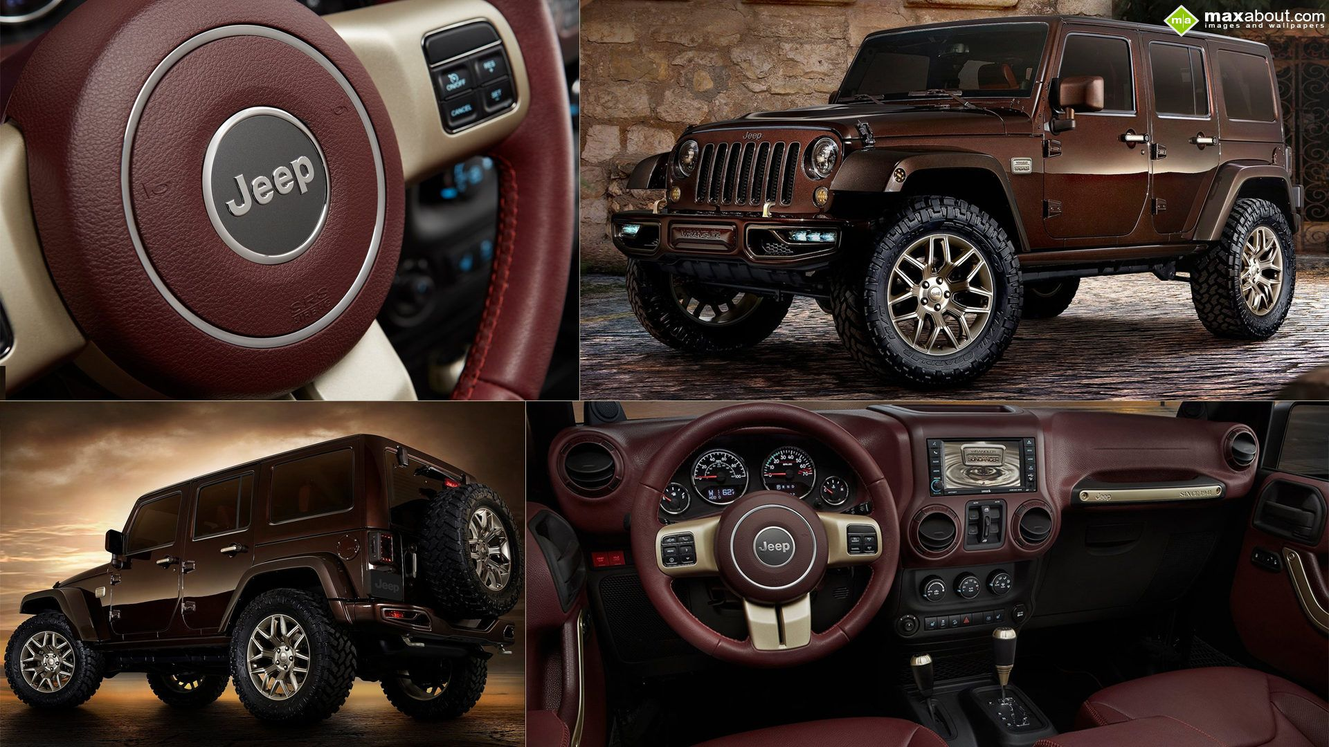 Quick Facts about the Jeep Wrangler Sundancer ConceptTri ...
