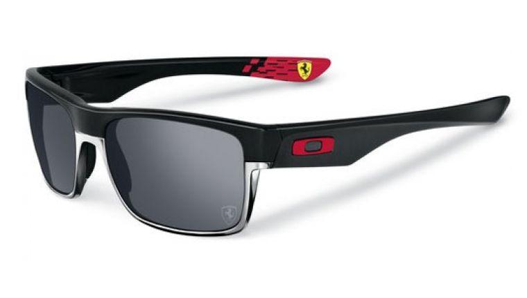 87e64e321d Oakley OO9189-20 TwoFace Ferrari Sunglasses