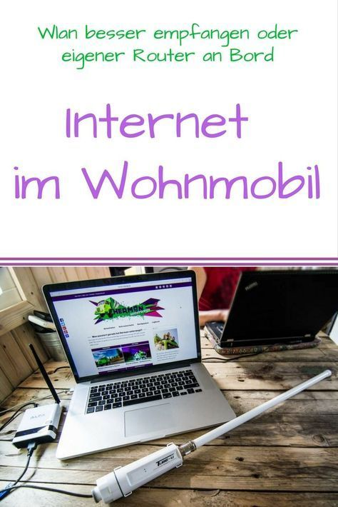 Photo of Mobile Internet – on the go online in the camper