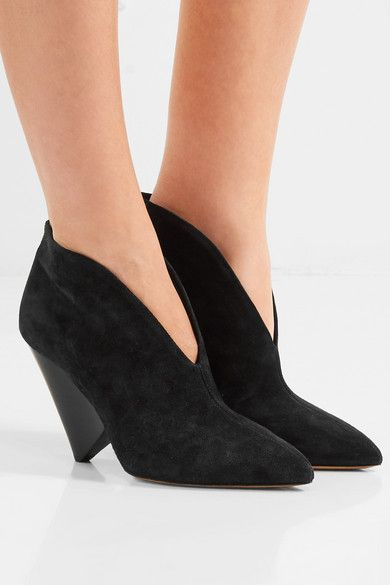 Adenn suede ankle boots Isabel Marant Visit Sale Online 3i3h6GY5U