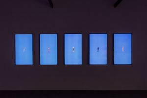 Gallery - 旋轉世界的靜止點 - 陳萬仁個展 - Past Exhibition   Double Square 雙方藝廊