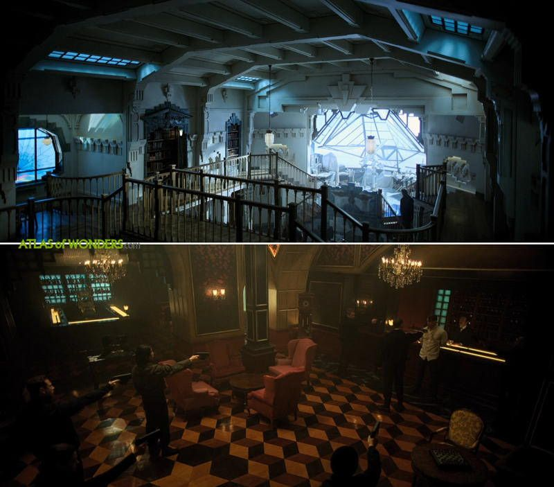 The Raven Hotel Altered Carbon Altered Carbon Filming Locations