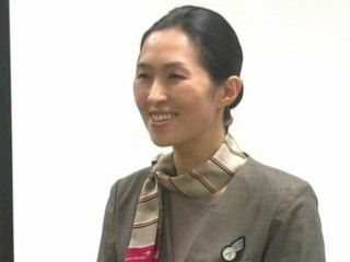 YOON-HYE LEE Asiana Airlines steward on plane that crashed on landing. She was the last person to leave the burning plane. Before leaving she helped passengers to the exit - even carrying some on her back. She attended them on the ground offering help and was an inspiration of strength and calm.