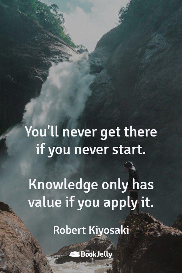 Pearls of Wisdom | 21 Powerful Robert Kiyosaki quotes on Entrepreneurship