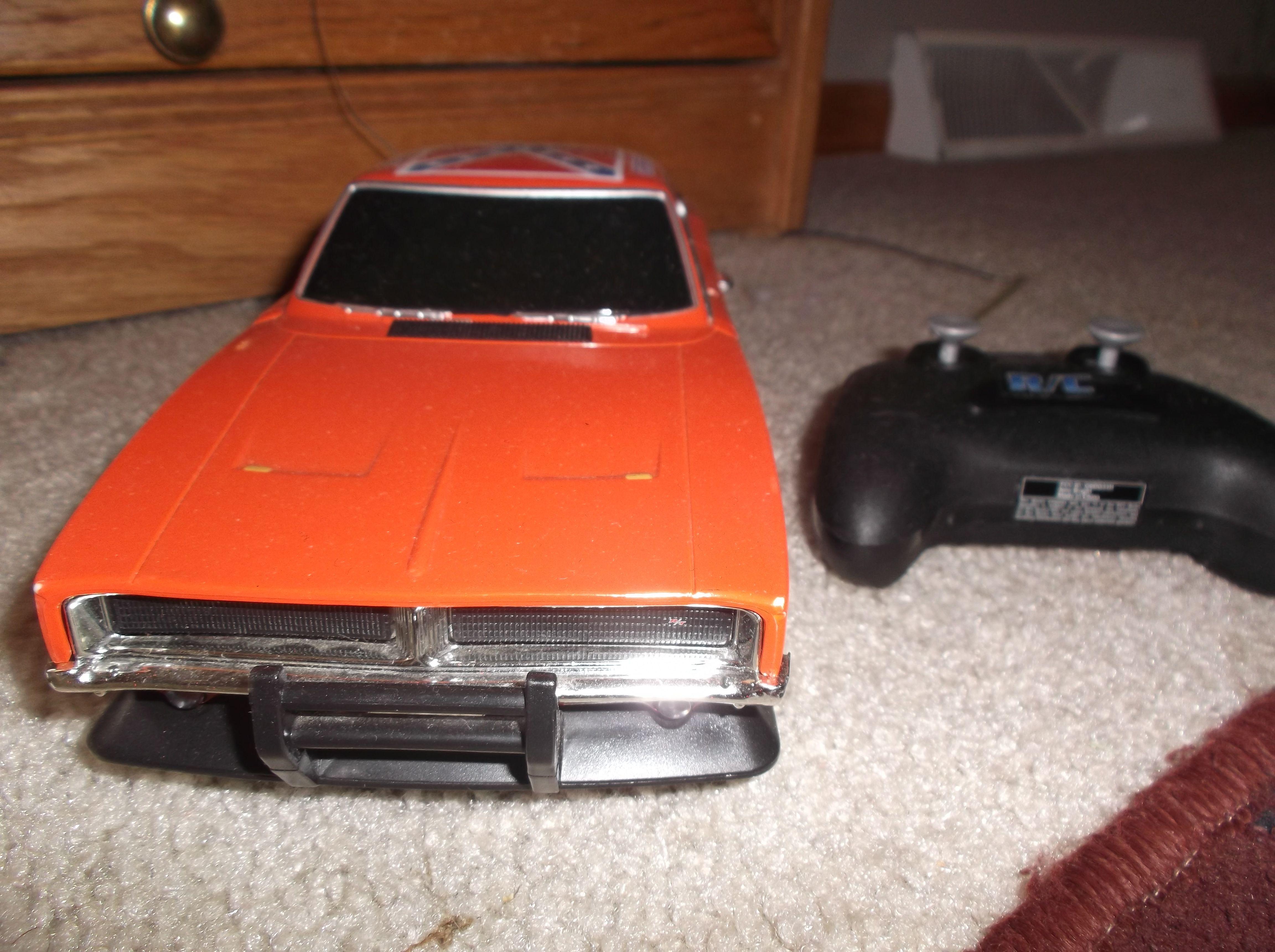 Dukes of Hazzard remote control car Remote control cars