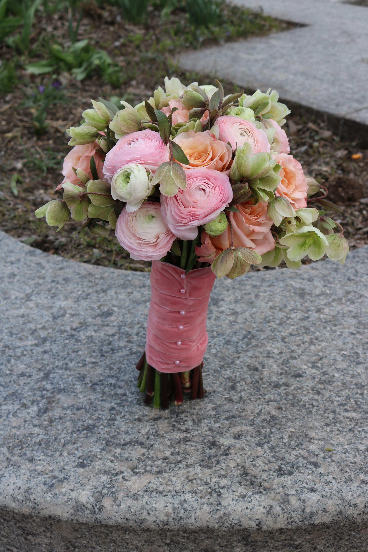 Spring/Summer wedding bouquet ideas Summer wedding