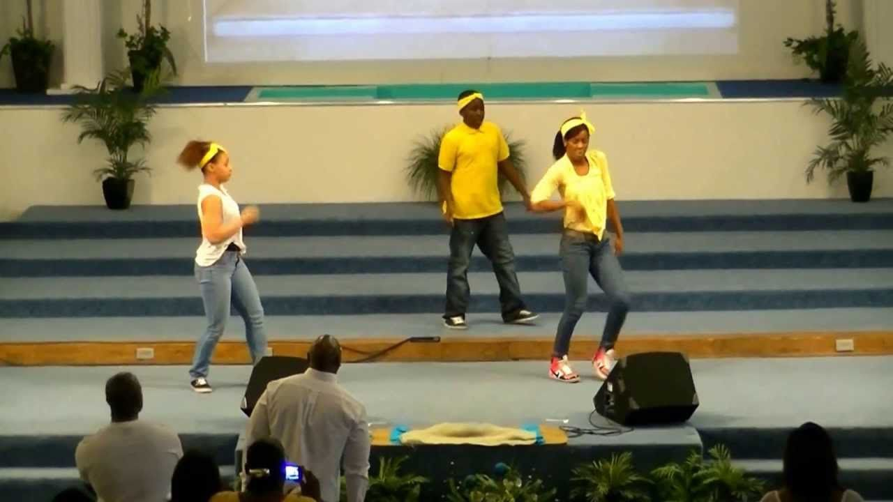 Awesome dance to the song Church Clap by KB feat  Lecrae