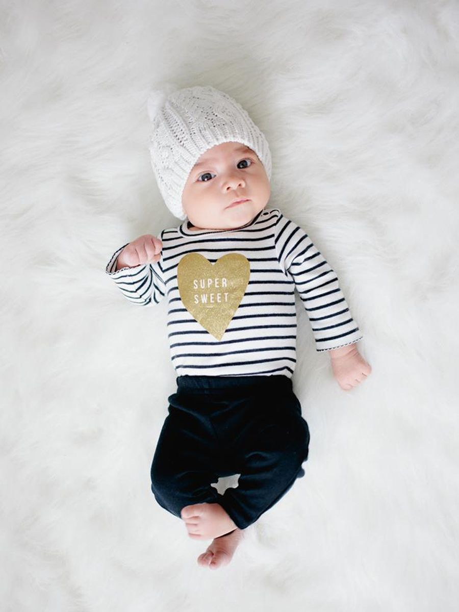 Outfits & Sets Humorous Babaluno Baby Clothing, Shoes & Accessories