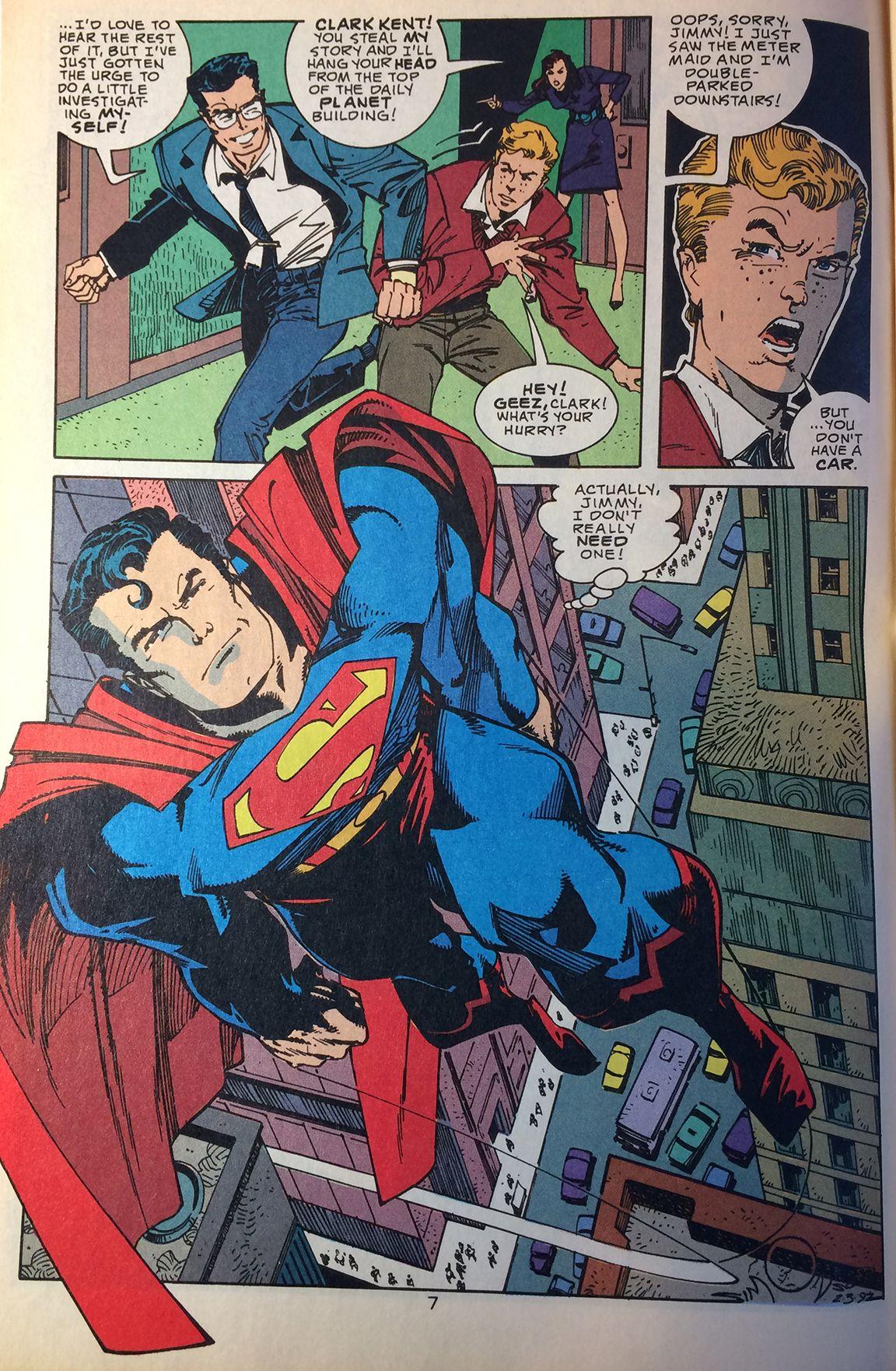 Supermanbazaar Comics Artwork Classic Comics Superman