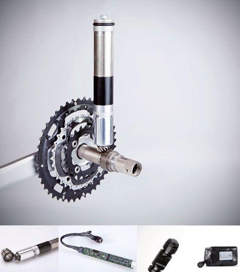 vivax assist, Gruber Assist seat tube drive, electric bike