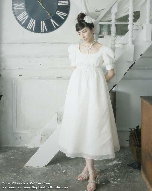 Japan wedding dress
