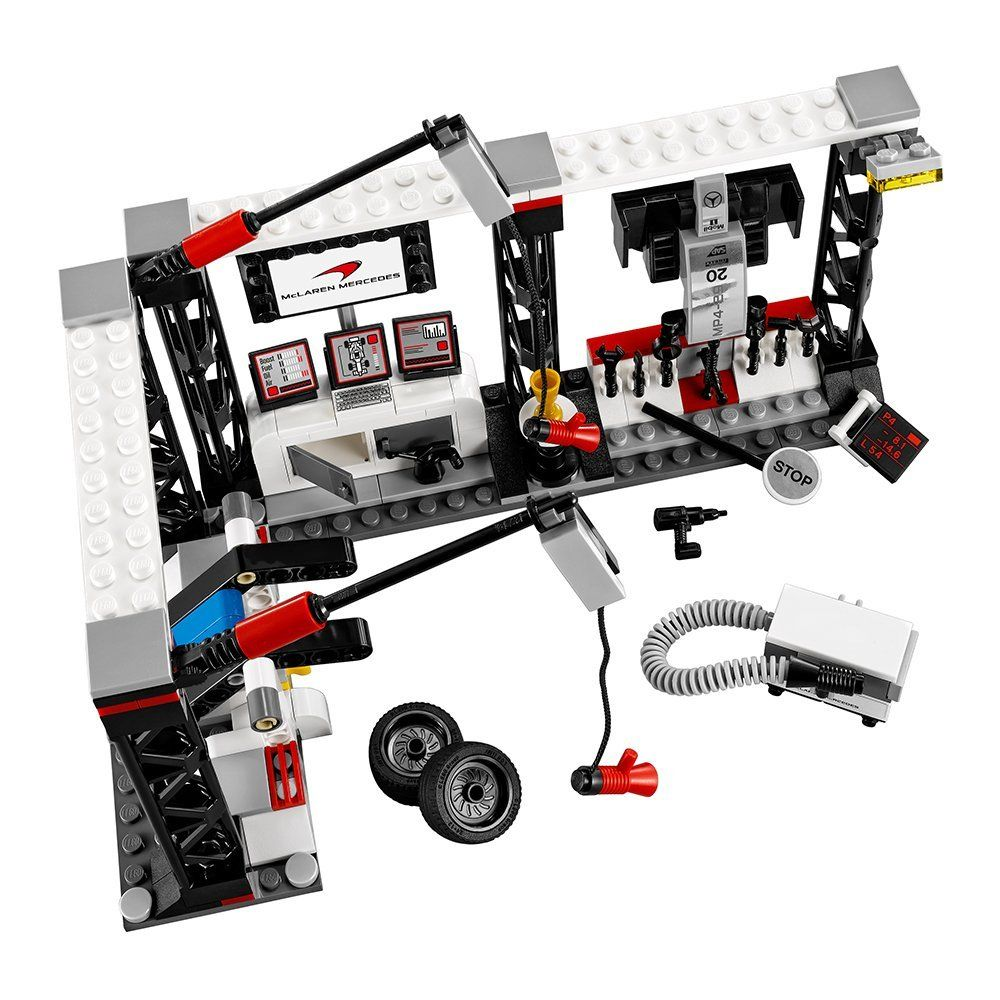 Pin by Eric Eric on LEGO Mclaren mercedes, Lego sets for